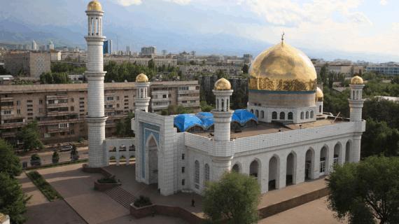 Masjid Pusat Almaty