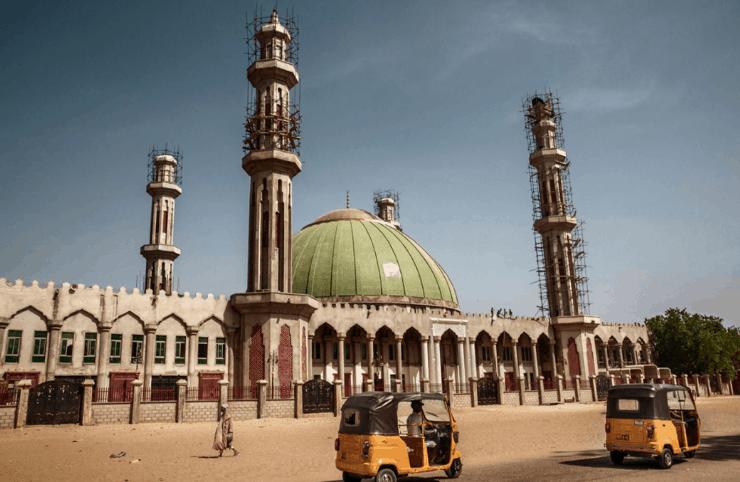Masjid Pusat Maiduguri 2