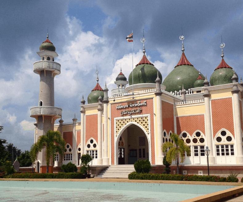 Masjid Pusat Pattani 1