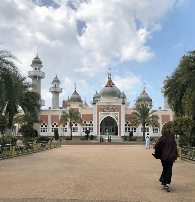 Masjid Pusat Pattani 3