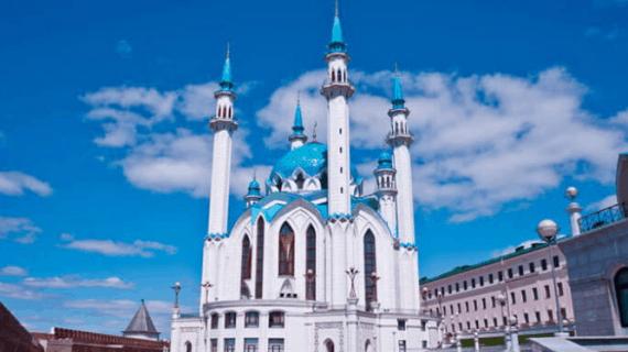Masjid Paling Menakjubkan di Dunia I