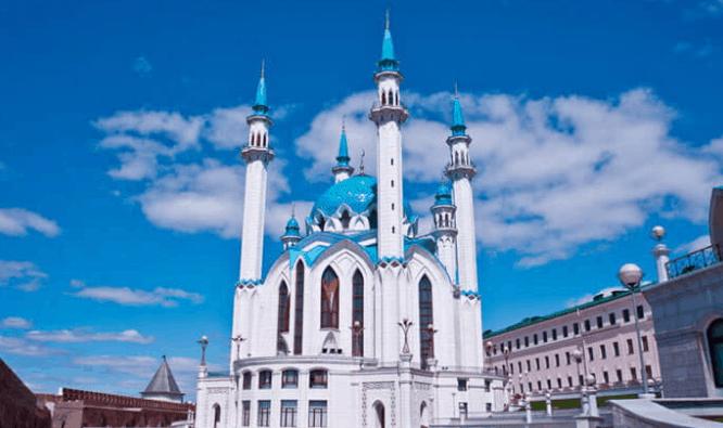 Masjid Paling Menakjubkan di Dunia I 5