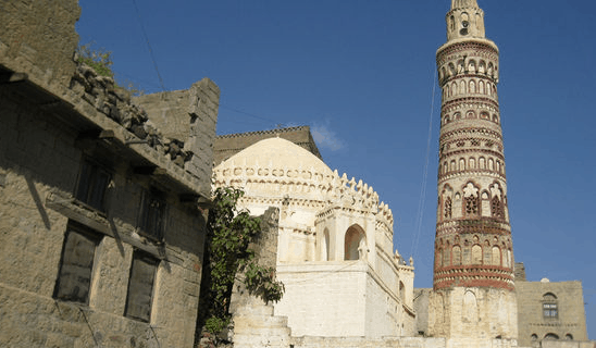Masjid Queen Arwa