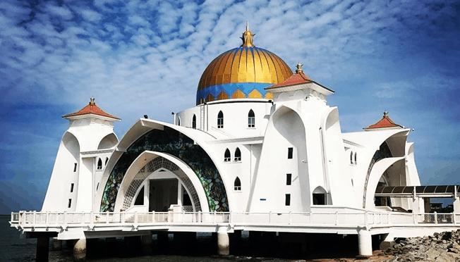 Masjid Terindah Di Asia II 3