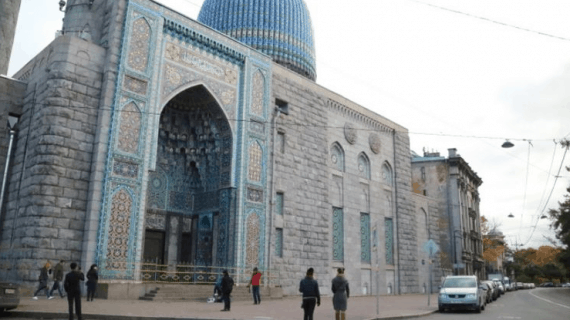 Masjid Indah di Eropa