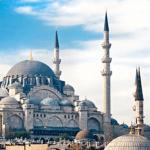 Masjid dengan Arsitektur Islam