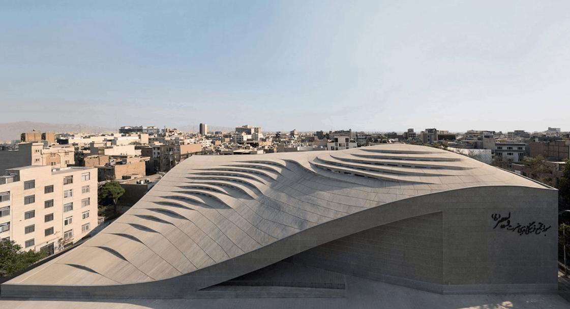 Dua Masjid dengan Arsitektur Modern 3