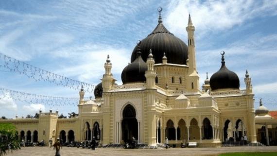 Masjid Paling Menakjubkan di Dunia II