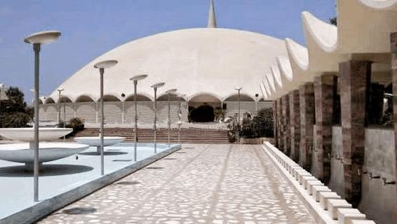 Masjid e-Tooba di Pakistan