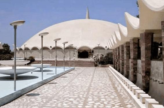 Masjid e-Tooba di Pakistan 4