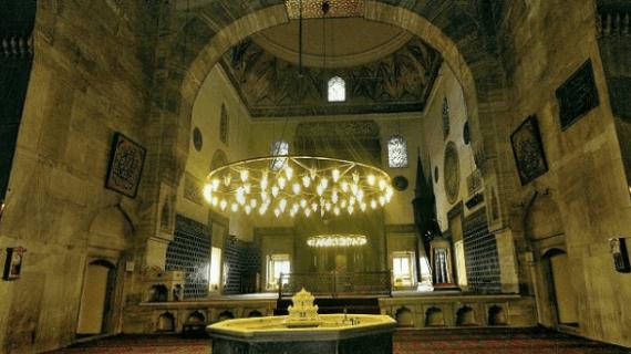 Masjid Hijau di Bursa Turki I