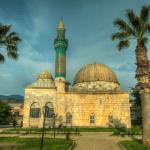 Masjid Hijau di Bursa Turki II