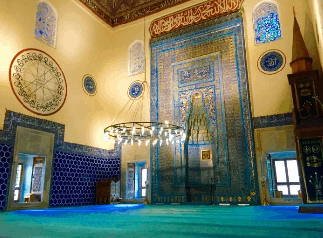 Masjid Hijau di Bursa Turki II 2