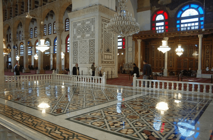 Masjid Agung Damaskus 2