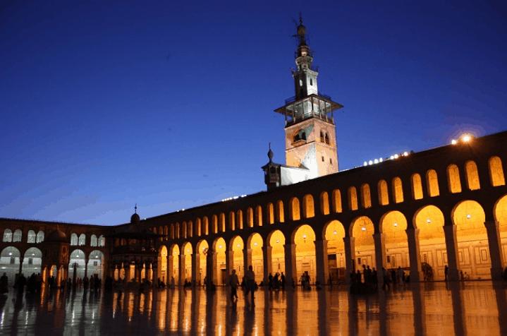Masjid Agung Damaskus 4