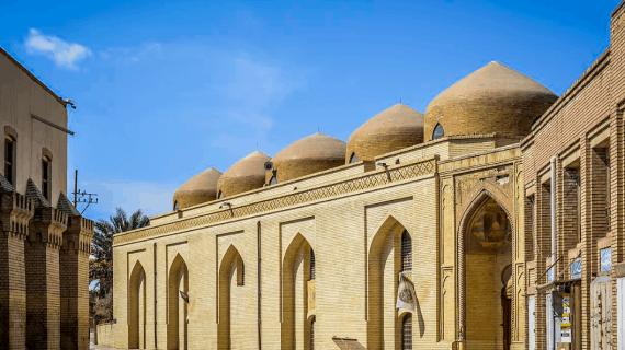 Masjid Cantik di Baghdad