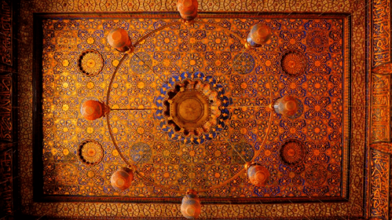 Masjid-masjid di Iran dan di Tempat Lainnya dengan Desain Arsitektur Indah (2)