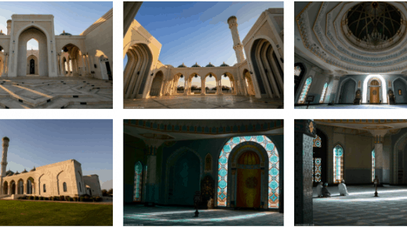 Sepuluh Masjid Paling Indah di Muscat (2)