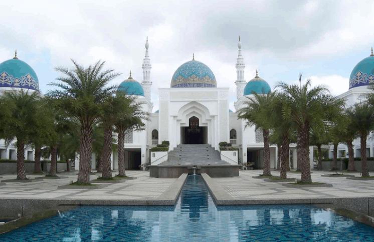 Masjid Albukhary 1