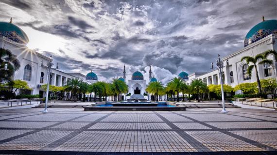 Masjid Albukhary