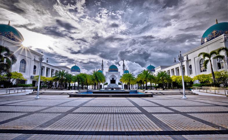 Masjid Albukhary 2