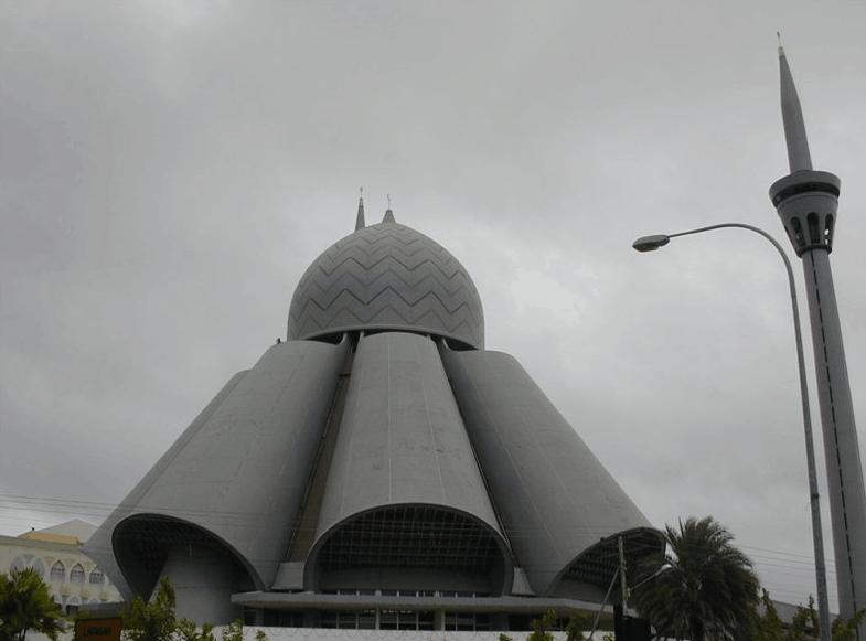 Masjid An'Nur Jamek 1