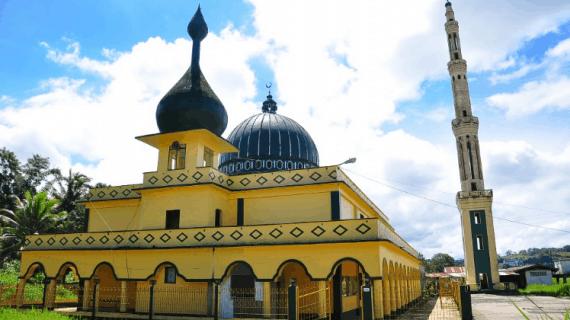 Masjid Paling Indah di Filipina II