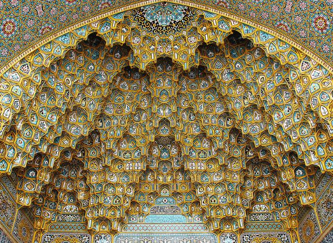 Masjid-masjid di Iran dan di Tempat Lainnya dengan Desain Arsitektur Indah (1) 2