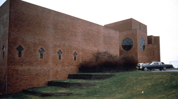 Masjid Islamic Center Amerika Utara 1