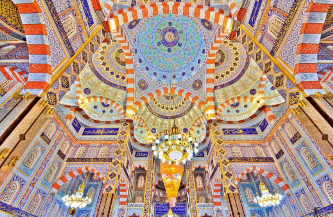 Masjid-masjid di Iran dan di Tempat Lainnya dengan Desain Arsitektur Indah (1) 4