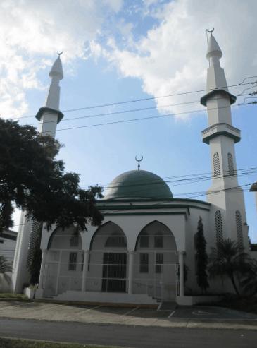 Masjid Jama di Panama 1
