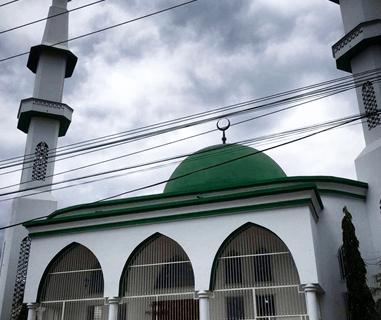 Masjid Jama di Panama