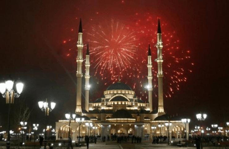 Masjid Paling Terkenal Di Rusia 2
