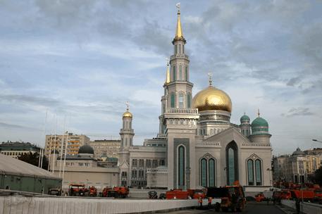 Masjid Paling Terkenal Di Rusia 1