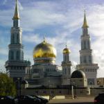 Masjid Katedral Moskow Masjid Terbesar di Eropa