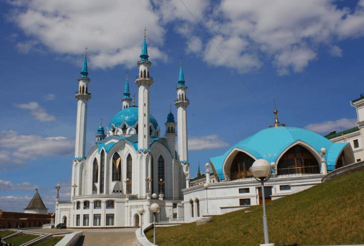 Masjid Paling Terkenal Di Rusia 5