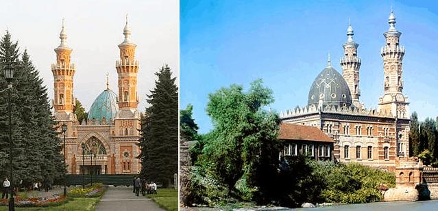 Masjid Paling Terkenal Di Rusia 6