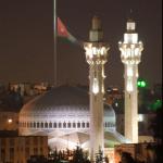 Masjid Raja Abdullah di Amman