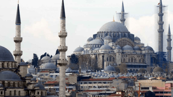 Masjid dengan Arsitektur Terbaik di Istanbul (1)