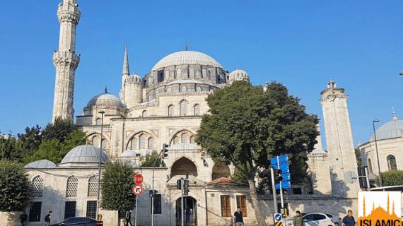Masjid dengan Arsitektur Terbaik di Istanbul (2)