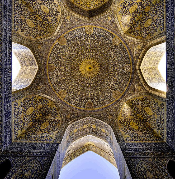 Masjid-masjid di Iran dan di Tempat Lainnya dengan Desain Arsitektur Indah (1) 3
