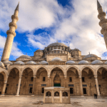 Masjid dengan Arsitektur Indah