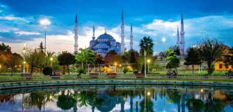 Masjid Terindah di Seluruh Dunia