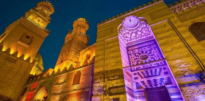 Masjid Sultan Al Mansur Qalawun   Kairo 1