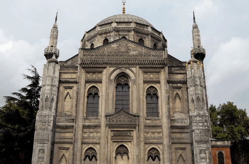 Masjid-masjid yang Menakjubkan di Istanbul 1