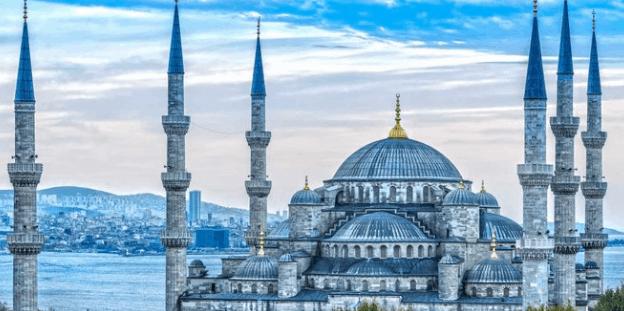 Masjid dengan Arsitektur Terbaik di Istanbul (1) 1