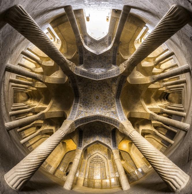 Masjid-masjid di Iran dan di Tempat Lainnya dengan Desain Arsitektur Indah (1) 5