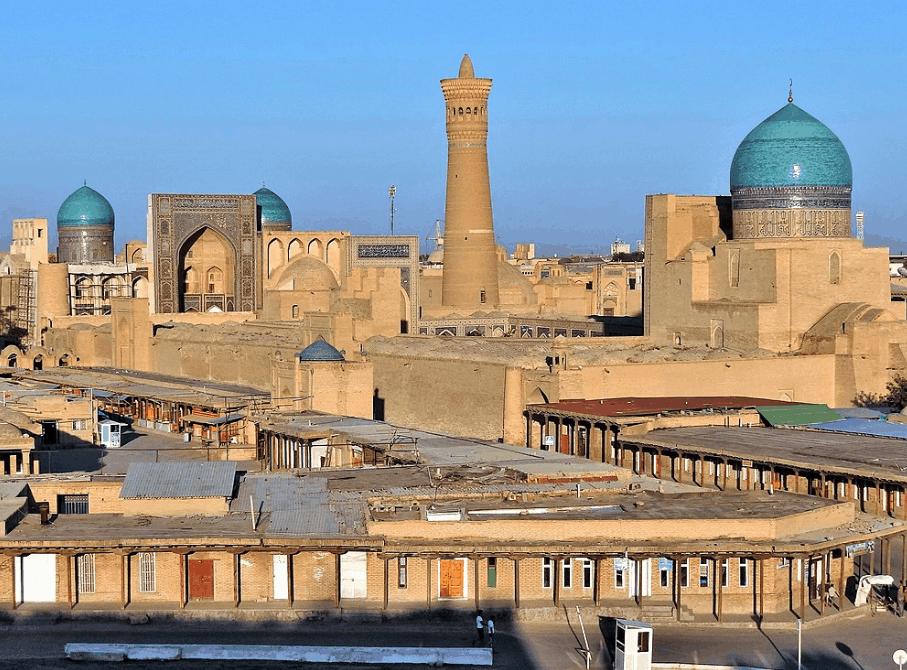 Masjid dan Menara Kalon 3
