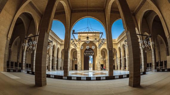 Masjid Agung Al-Fateh Manama, Bahrain