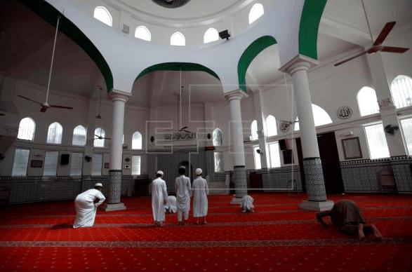 Masjid Jama di Panama 2
